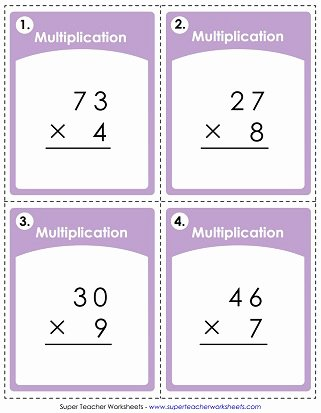 2 Digit by 2 Digit Multiplication Worksheets Lovely Multiplication Worksheets 2 Digit Times 1 Digit