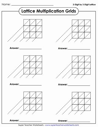 3 Digit by 3 Digit Multiplication Worksheets with Grids Best Of Worksheets Multiplication by 3 Digit Numbers