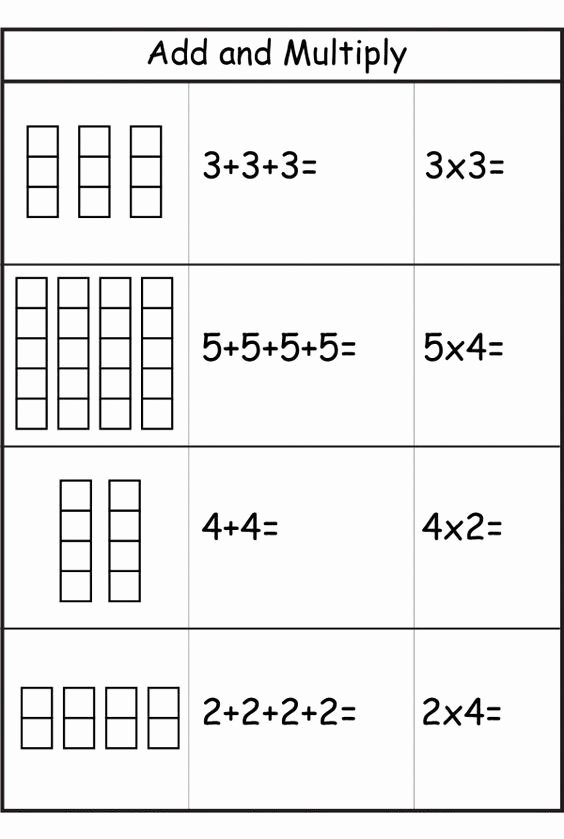 Array for Multiplication Worksheets Best Of 100 Addition Worksheets Free Printable Worksheet School
