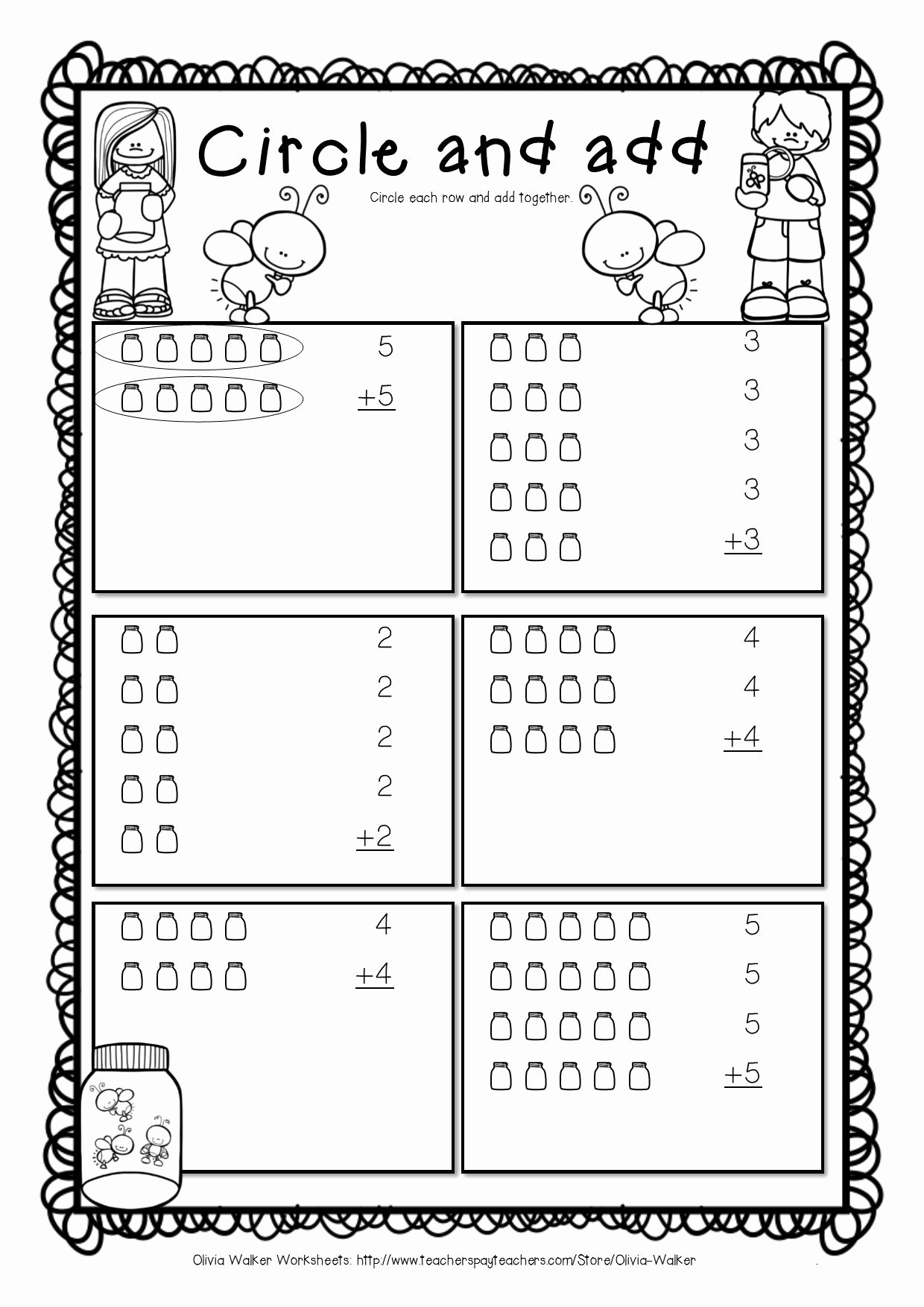 Array for Multiplication Worksheets Fresh Arrays Worksheets Grade Two Math Standard First