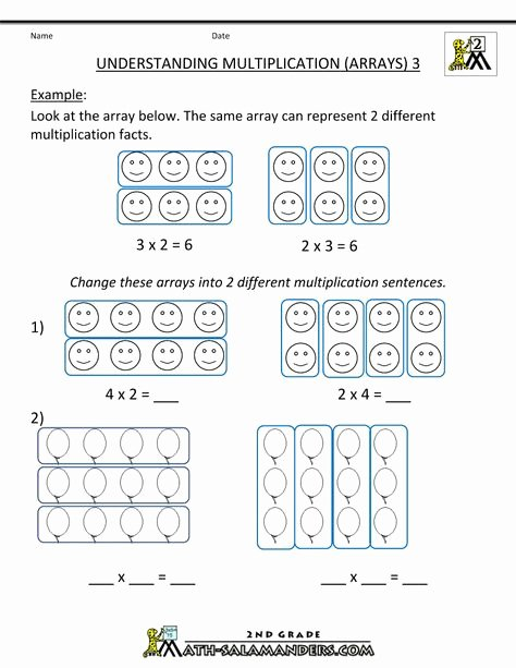 Beginning Multiplication Worksheets Unique Beginning Multiplication Worksheets