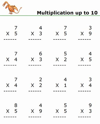 Elementary Multiplication Worksheets Fresh Multiplication Worksheets Multiplication Math Games Free