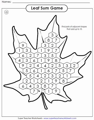 Fall Multiplication Worksheets Fresh Autumn Worksheets