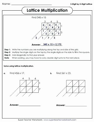 Multiplication Worksheets 2 Digit Inspirational 2 Digit Multiplication and Division Worksheets