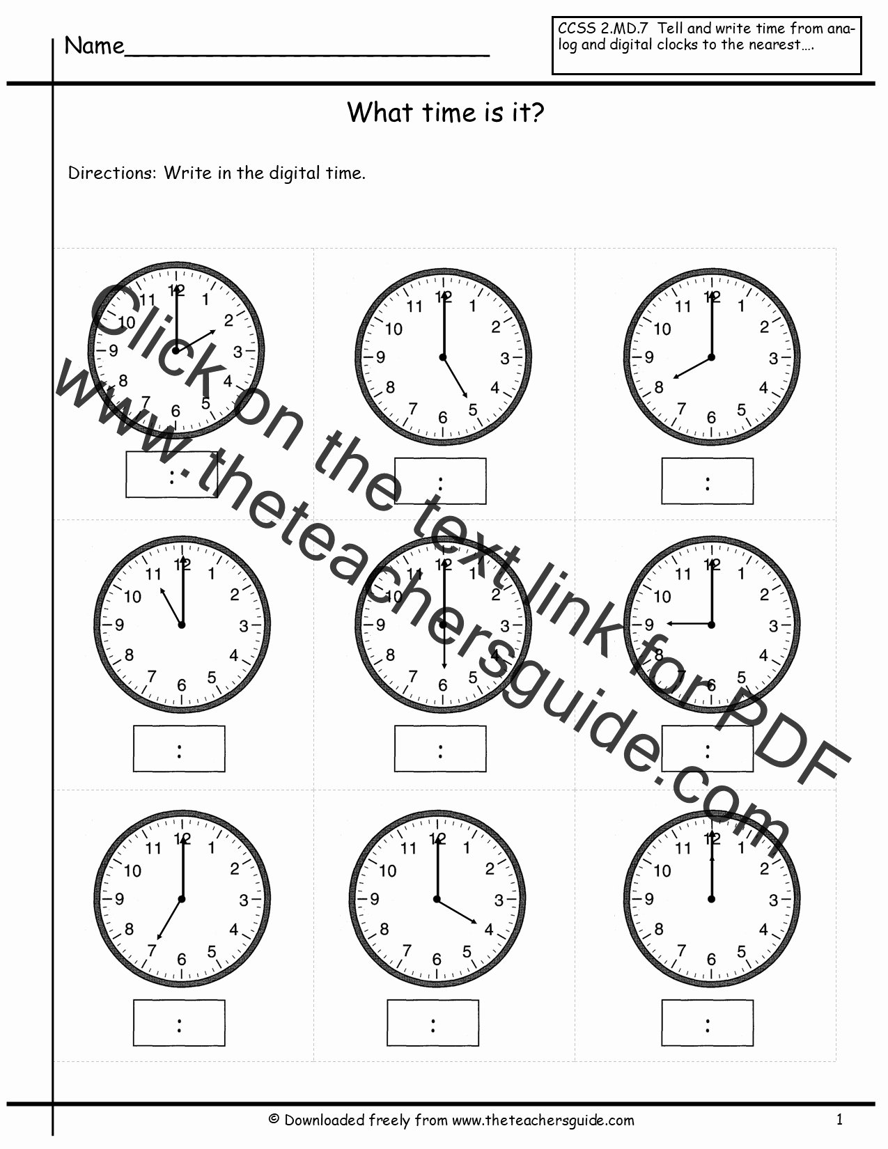 Multiplication Worksheets by 3 Inspirational Worksheets Telling Time Worksheets From the Teacher Guide