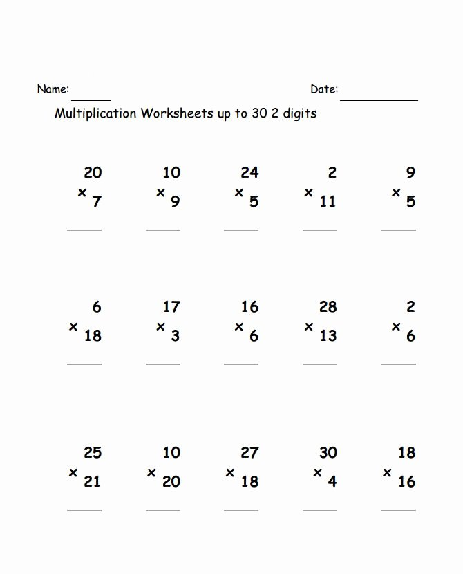 Multiplication Worksheets for 3rd Grade Printable Best Of Worksheet Worksheet 3rd Grade Multiplication toeets Best