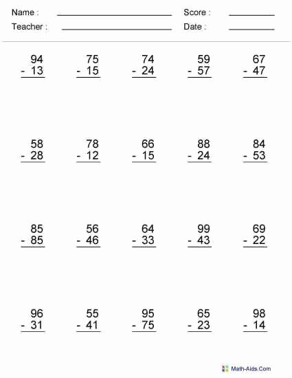 Multiplication Worksheets for 6th Graders Unique 6th Grade Math Worksheets Printable
