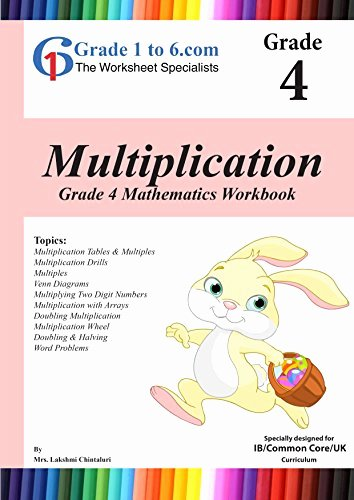 Multiplication Worksheets for Grade 4 Inspirational Amazon Grade 4 Maths Multiplication Pyp K 6 Ks2