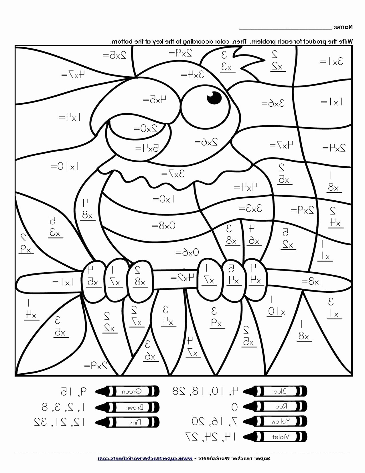 Multiplication Worksheets Free Unique Worksheets Football Multiplication Coloring Worksheets