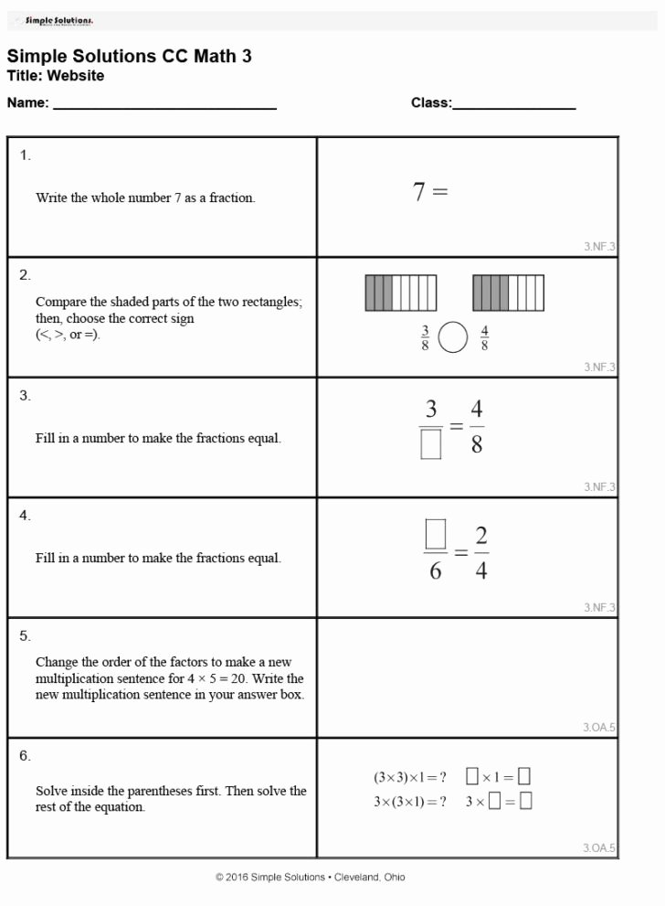 Multiplication Worksheets Generator Lovely Worksheet Mon Core Math Worksheetsd Grade Try Out Our