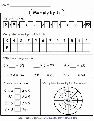 Multiplication Worksheets Super Teacher Best Of Printable Multiplication Worksheets