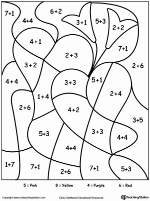 Multiplication Worksheets to Color top Worksheet Extraordinary Color by Number Math Worksheets