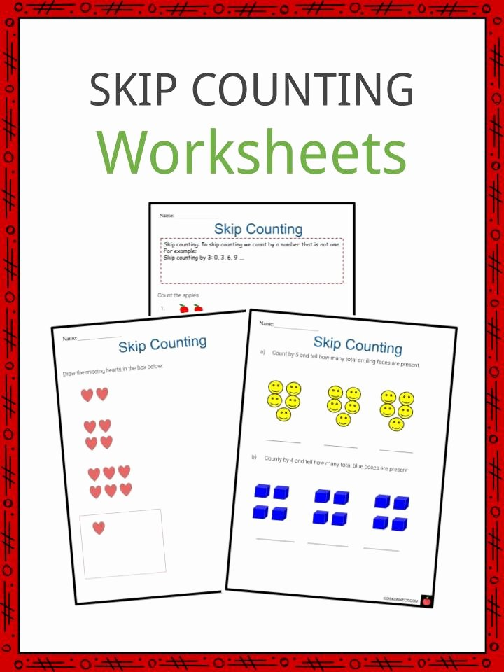 Skip Counting Multiplication Worksheets Lovely Skip Counting Worksheets